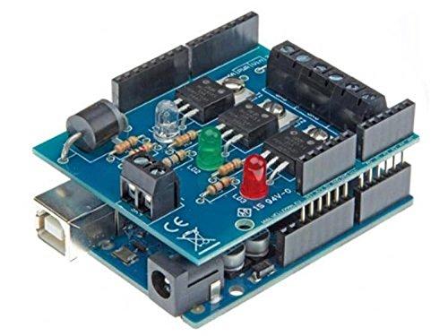 VELLEMAN - VMA01 Montiertes RGB-Shield für Arduino 840540
