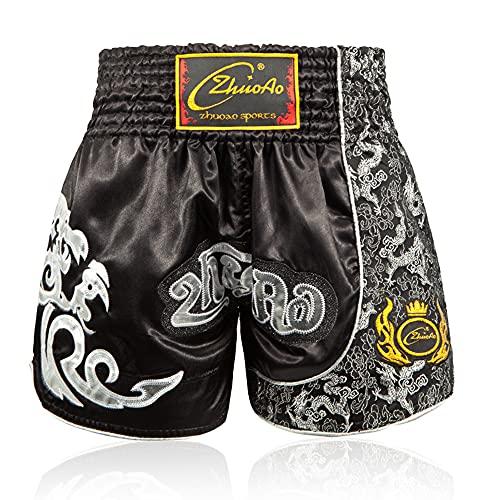 LGQ Muay Thai Fight Shorts,Herren MMA...