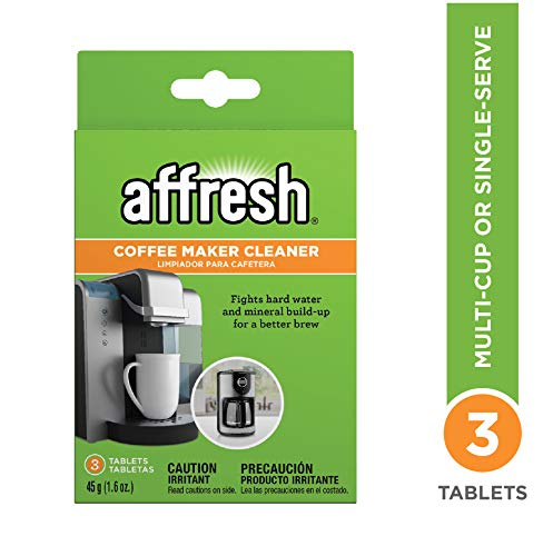 Affresh W10355052 Coffeemaker Cleaner - 3 Tablets