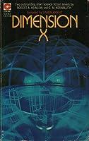 Dimension X 0340167874 Book Cover