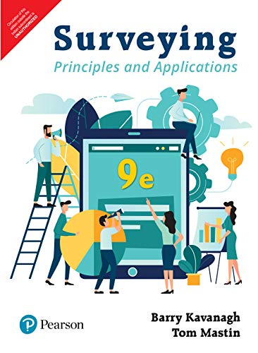 Surveying: Principles And Applications, 9Th Edition