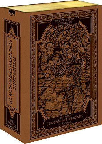 Coffret Lovecraft - L'intégrale Les Montagnes Hallucinées