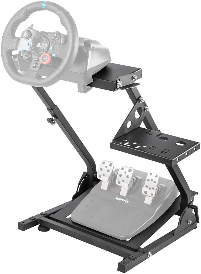 Marada G29 Racing Wheel Max 52% OFF Max 55% OFF Height Stand Adjustable,FoldableïÂ