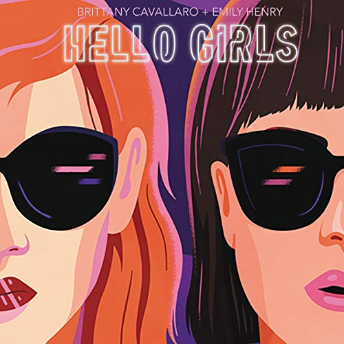 Couverture de Hello Girls