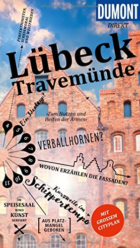 DuMont direkt Reiseführer Lübeck Travemünde: Mit großem Cityplan