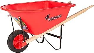 The AMES Companies, Inc KPWB10 1.25Cf Kids Wheelbarrow, 1.25-Cubic Foot (Colors May Vary)