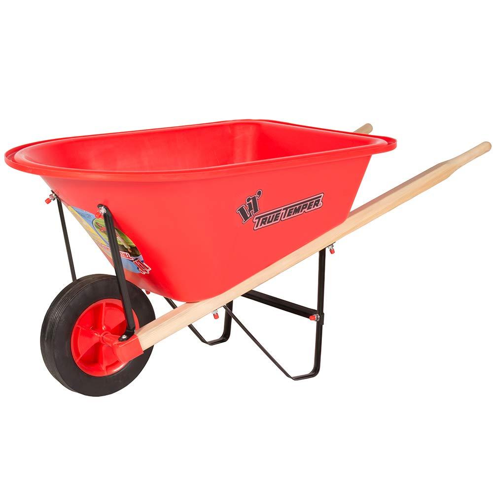 AMES Companies Inc Temper Wheelbarrow