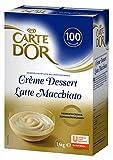 Carte D'Or Creme Dessert Latte Macchiato (Kaffee Dessertpulver) 1er Pack (1 x 1,6 kg)