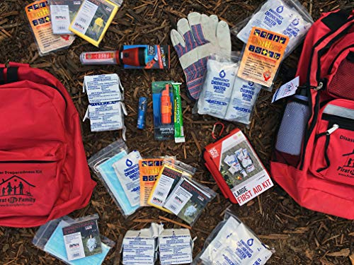Emergency Zone Family Prep Survival Bag
