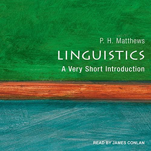 Linguistics Audiobook By P.H. Matthews cover art