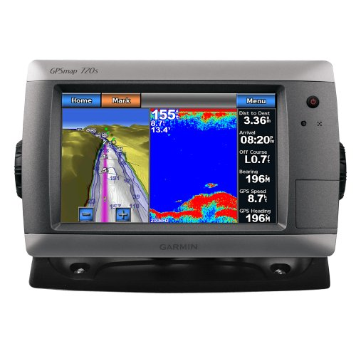 Big Save! Garmin GPSMAP 720S GPS Chartplotter w/Sounder