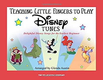 Teaching Little Fingers To Play Disney Tunes Book Only  PIANO