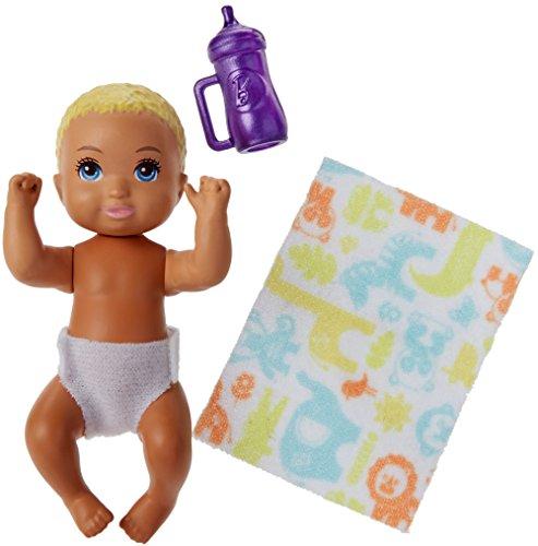Kinder Blond | Barbie | Mattel FHY80 | Babysitter | Puppe Familie