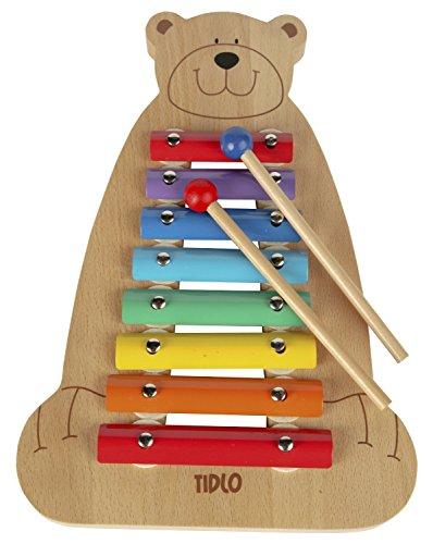 John Crane Toys - Xilofono a Forma di Orso