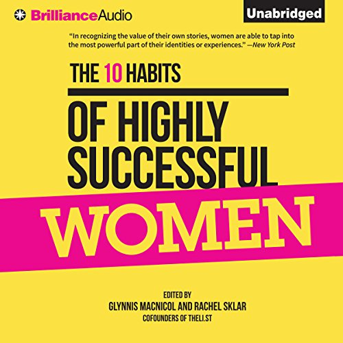The 10 Habits of Highly Successful Women audiobook cover art