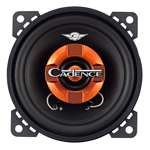 Cadence Acoustics QR422 100W 4' 2-Way Car Speakers, Set of 2