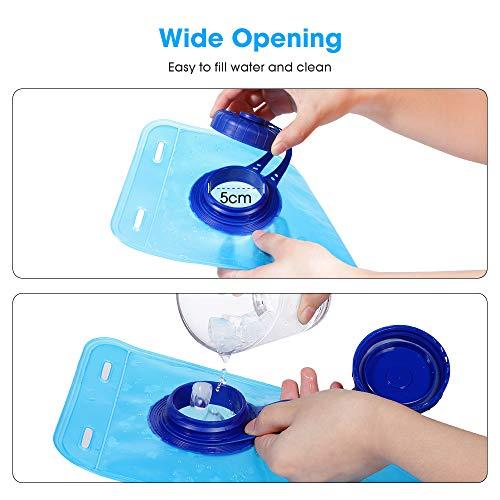 SKL Hydration Bladder 2 Liter Water Bladder
