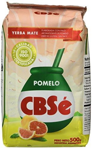 Mate Tee CBSé - Pomelo / Grapefruit 500g