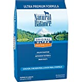 Natural Balance Original Ultra Chicken, Chicken Meal & Duck Meal...