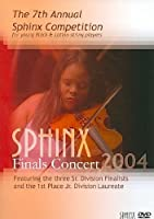 The 7th Annual Sphinx Competition Finals Concert 2004