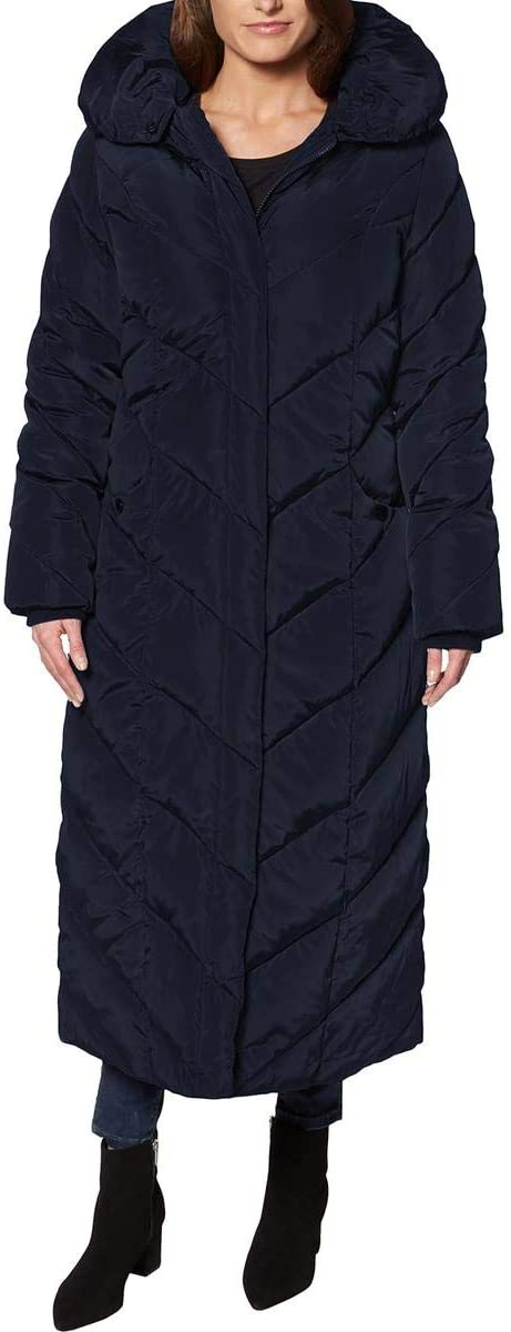 black long bubble coat stylish fashionable aesthetic