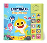 Pinkfong Baby Shark Sing-Alongs Sound Book (New)