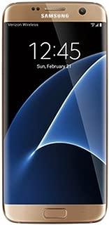 Samsung Galaxy S7 Edge 32GB Smartphone for Verizon - Gold (Renewed)