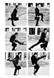 Close Up Monty Python Silly Walks Poster (49cm x 69cm) +