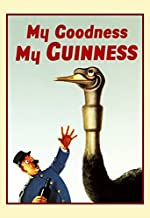Guinness Poster, My Goodness, Ostrich