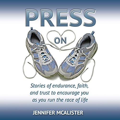 Press On audiobook cover art