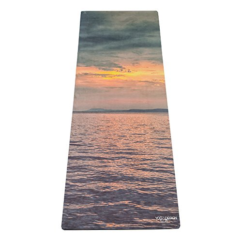 Yoga Design Lab IL Tappetino Combo 3.5mm (Sunset)