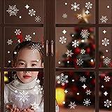 Immagine 2 bozhzo natale adesivi finestre 313