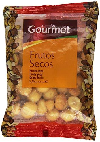 Gourmet Frutos Secos Nueces de Macadamia Tostadas con Sal, 100g