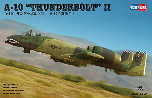Hobby Boss 80323 - Aeromodellismo A-10 Thunderbolt II