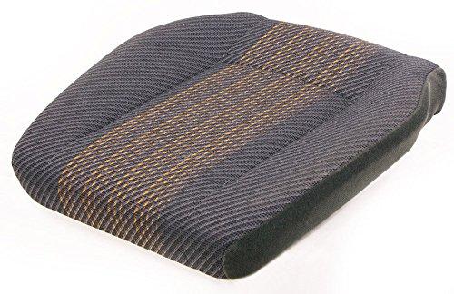 Sitzpolster Sitzkissen passend Staplersitz Baumaschinensitz ISRI 6000 6500 Stoff