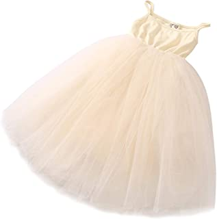 ZINPRETTY Toddler Dress Baby Girls Tutu Playwear Sleeveless Party Christmas Sundress