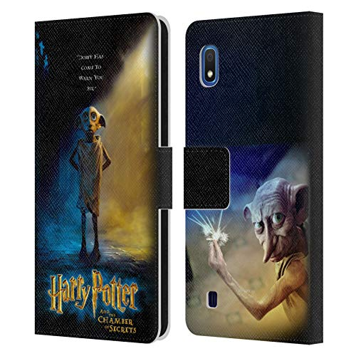 Harry Potter Dobby Poster Chamber of Secrets III - Funda de Piel...