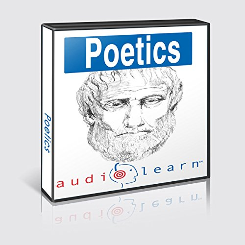 Aristotle 'Poetics' AudioLearn Study Guide Follow Along Manual cover art