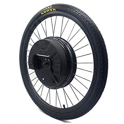 "GJZhuan 36V imortor3.0 kit 20 '24' 26 ""27.5' 700c '29' Imotor kit (with 3.2A battery disc/V brake electric bicycle conversion kit) (Color : V APP, Size : 27.5 in)"