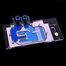 B BYKSKI RGB VGA GPU Water Cooling Block for Gigabyte AORUS GTX 1080 Ti