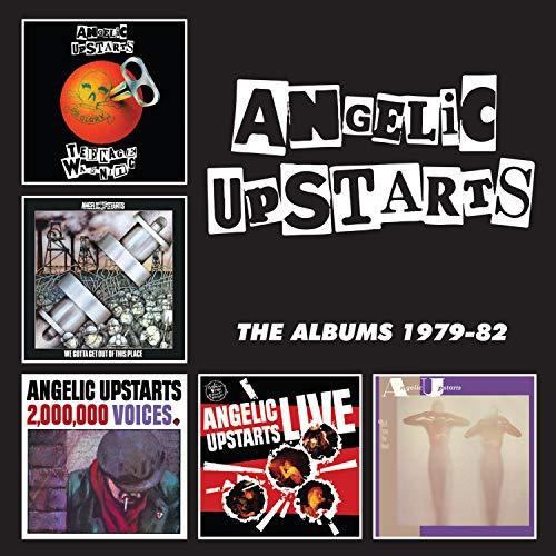 Albums 1979-82