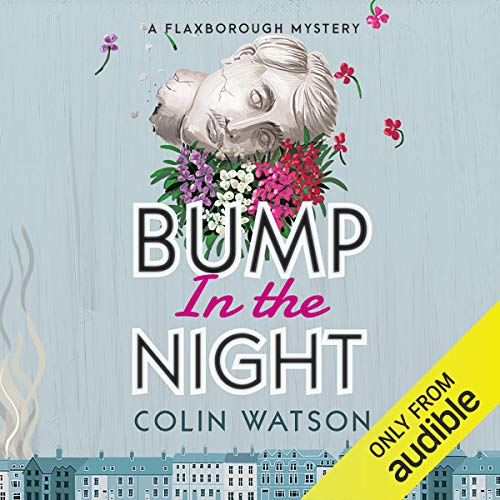 Bump in the Night audiobook cover art