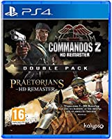 Commandos 2 & Praetorians HD Remaster Double Pack (PS4) (輸入版)