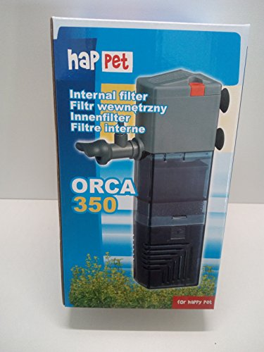 Filtre interne Orca 350 l/h pour aquariums de 60 à 120 litres