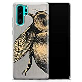 Coque design pour Huawei P10 Lite .Bumble Bee Aesthetic D005 - Design 3