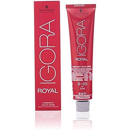 Schwarzkopf Professional Igora Royal 6-0 Tinte - 60 ml: Amazon.es