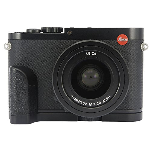 Haoge HG-LQ Hand Grip Bracket Holder Designed for Leica Q Q-P QP Type 116 Type116 Camera Body