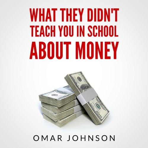 What They Didn't Teach You in School About Money audiobook cover art