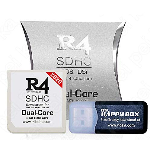 KYK SHOW The White Dual-Core-SDHC-Karte funktioniert für DS/DS Lite/DSi/DSi XL / 3DS / 2DS. Spielen Sie das NDS-Spiel