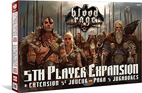 para proporcionarle una compra en línea agradable Blood Rage 5th Player Expansion - Multi Multi Multi  todos los bienes son especiales